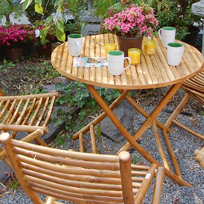 Import Aus Fernost Bambus Und Granit Für Haus Und Garten