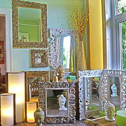 Allgemeines ber bambus bambus und granit f r haus und - Spiegel mit bambusrahmen ...