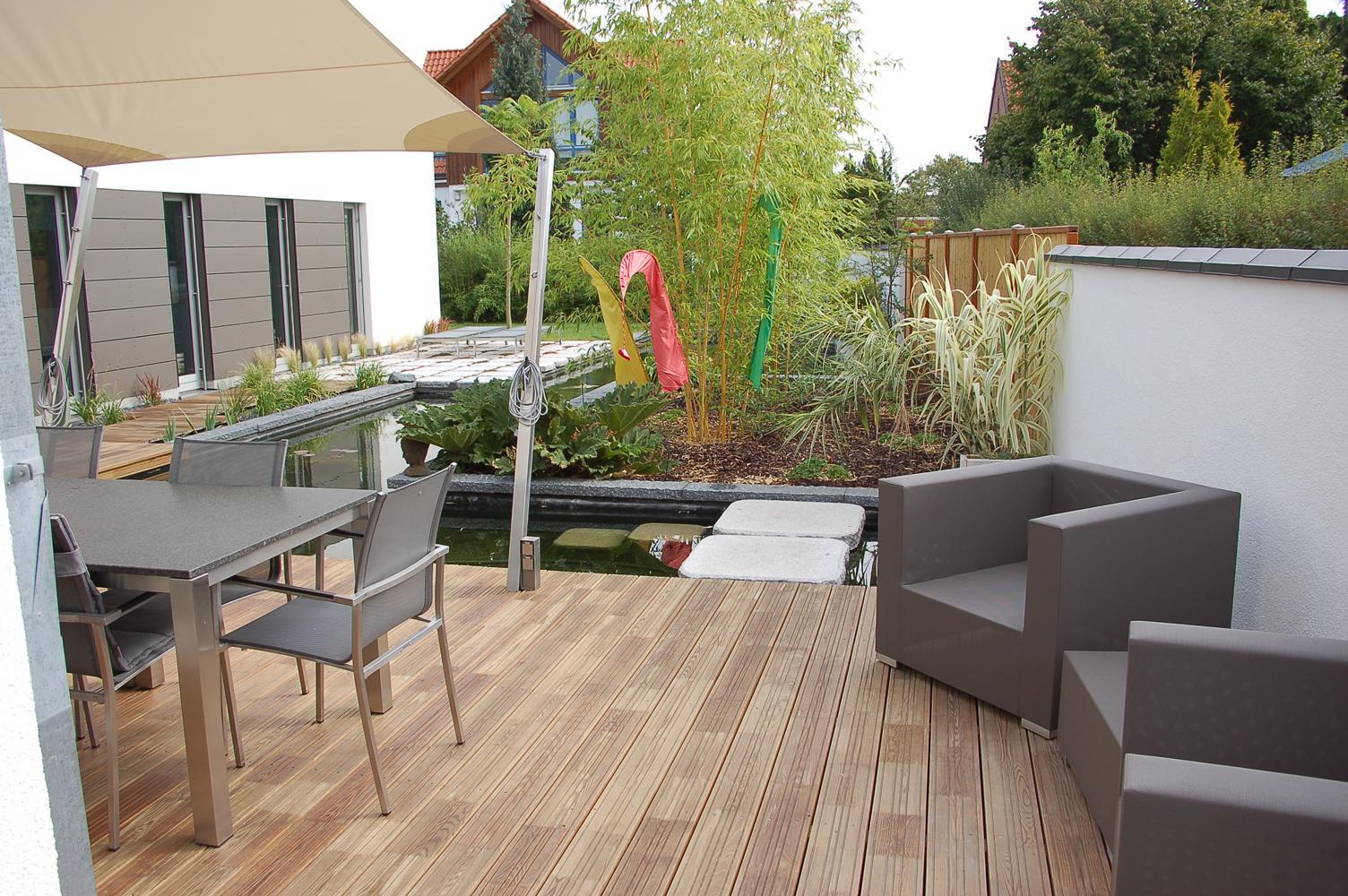 Asiatische Gartengestaltung Bambus Und Granit Fur Haus Und Garten