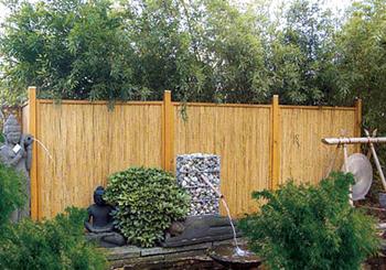 Bambus Und Granit Fur Haus Und Garten